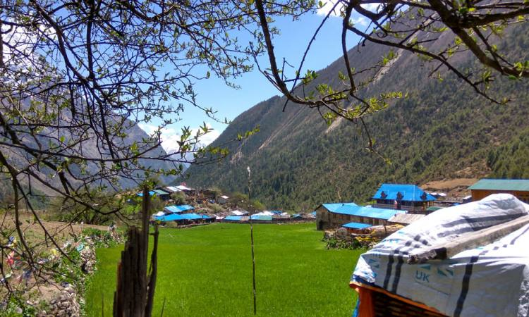 Green City around Manaslu