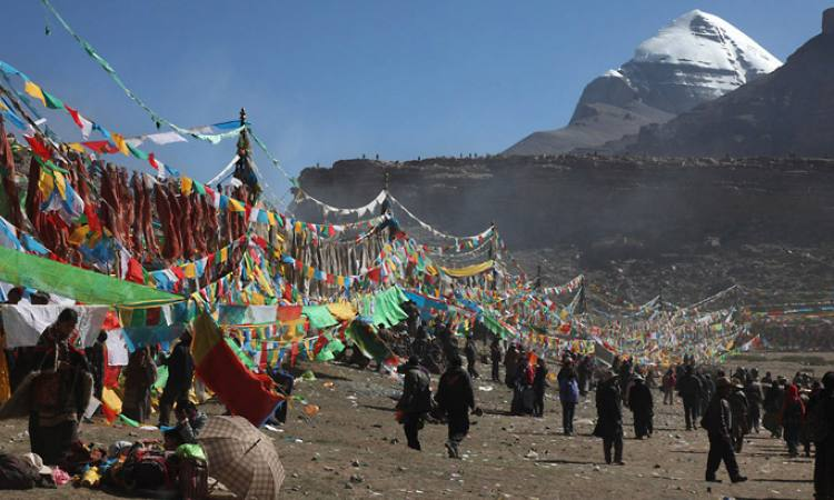 Beauty of Mt. Kailash with cultural Sagadawa Festival of Tibet