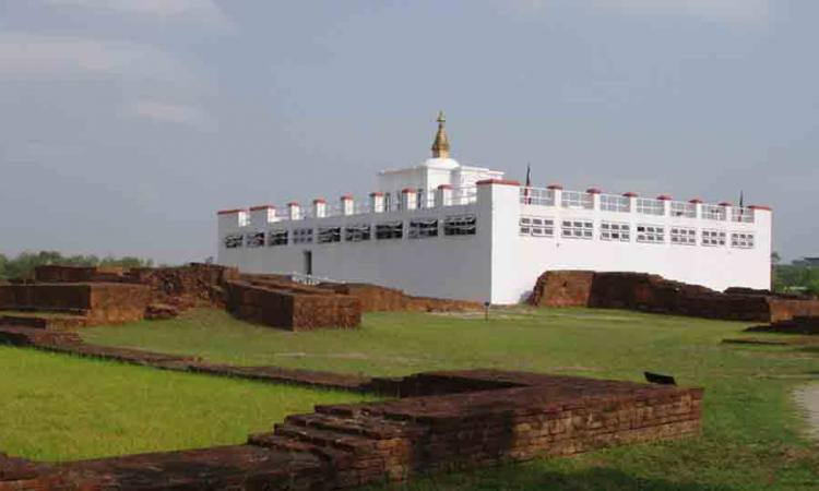 Lumbini Buddha's birthplace