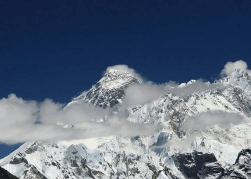Mt.. Everest (8848 m.)