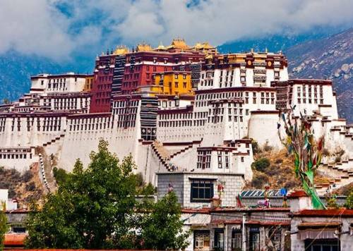 Lhasa to Everest Basecamp and Kailash Tour